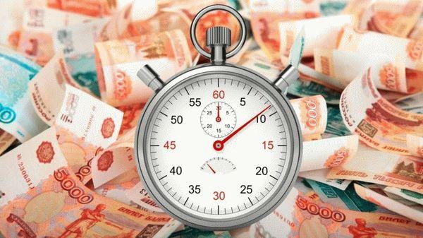 Срок давности долговой расписки на деньги между физическими лицами